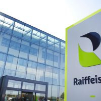 A reassuring meeting with the senior management of Raiffeisen