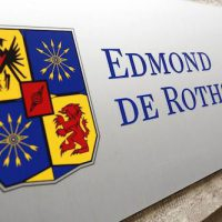 10.01.2017 Piquet de protestation à la Banque Edmond de Rothschild