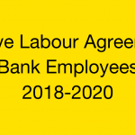 Bank CLA 2018-2020 NOW AVAILABLE IN THREE LANGUAGES