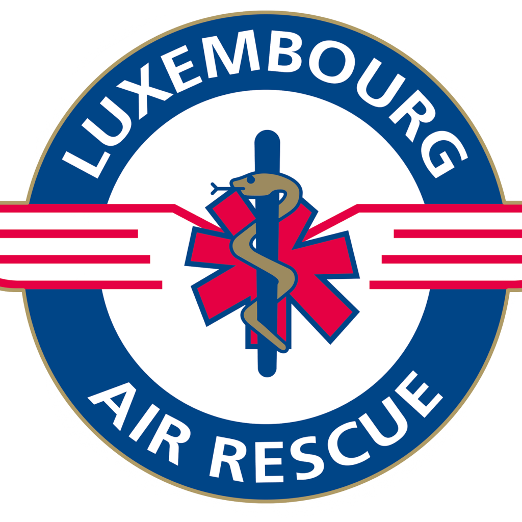 Luxembourg Air Rescue, a long-standing partner of ALEBA