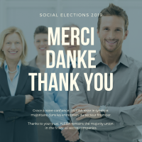 Social elections in companies