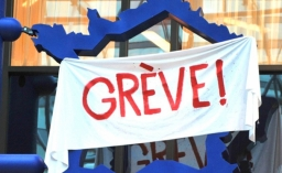 GREVE NATIONALE EN FRANCE : L'ALEBA MET EN GARDE !