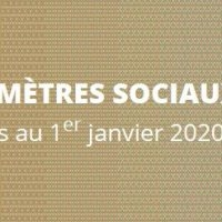 NEW SOCIAL PARAMETERS FROM 01.01.2020