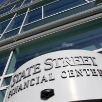 Social plan signed at STATE STREET BANK